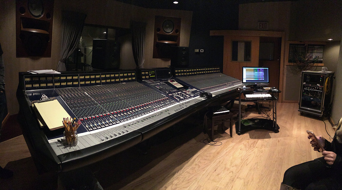 Behind the scenes look in the studio: What goes in to making a record?