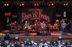 NEW PHOTOS: 2012.09.14 - Blues and Brews Festival - Telluride, CO - Barry Brecheisen