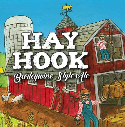Hay Hook