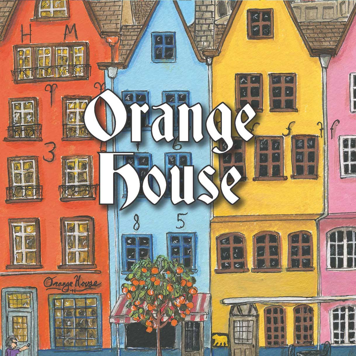 Orange House Kolsch