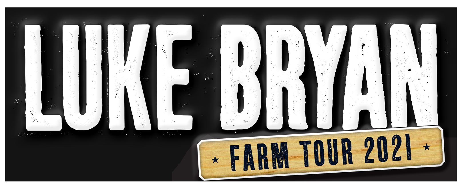 Luke Bryan Farm Tour 2021