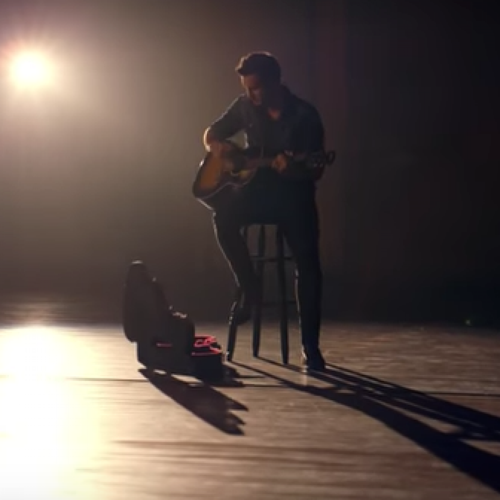 Luke Releases Personal New Music Video for