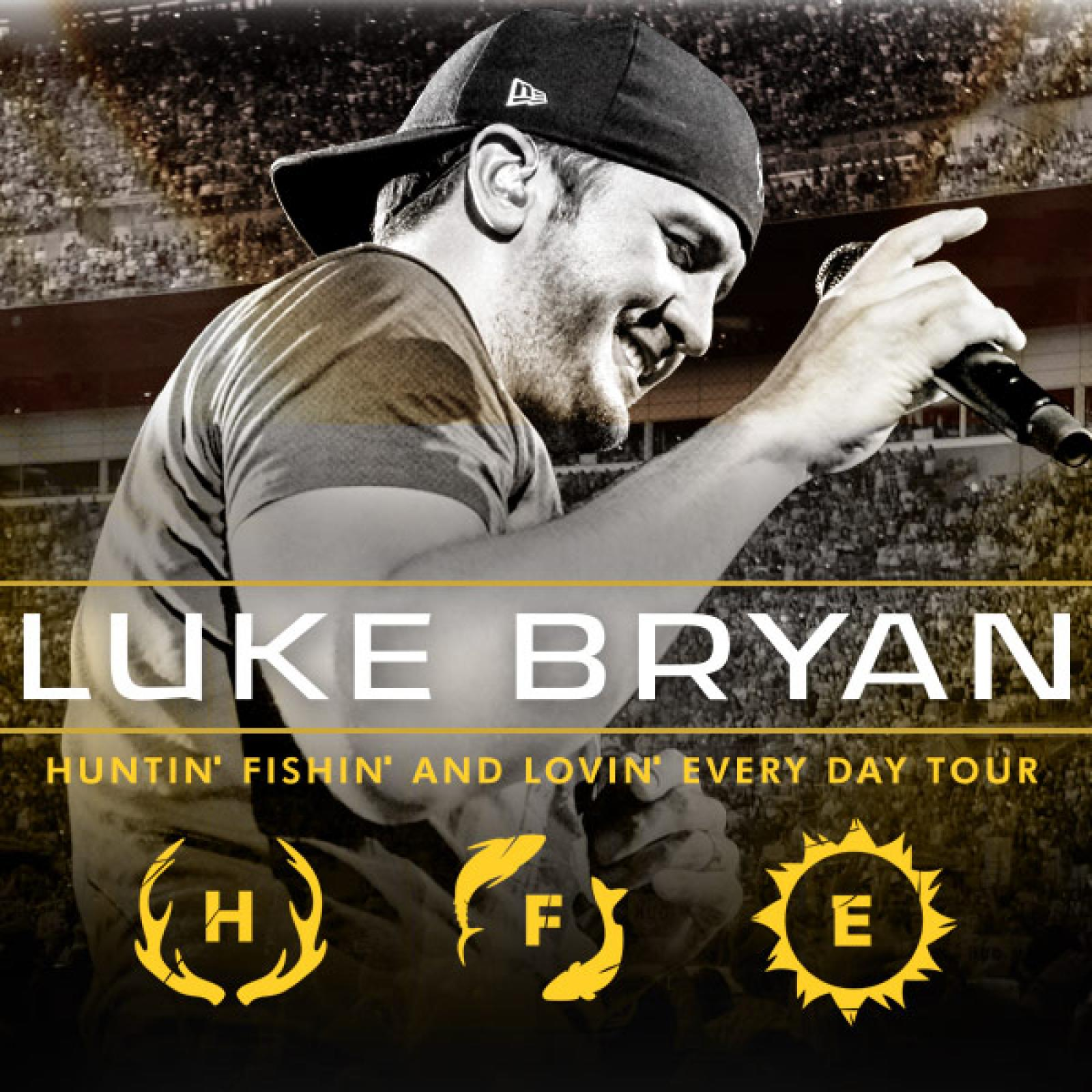 Luke's Tour Launch in Nashville Adds Second Show After Morning Sell-Out!