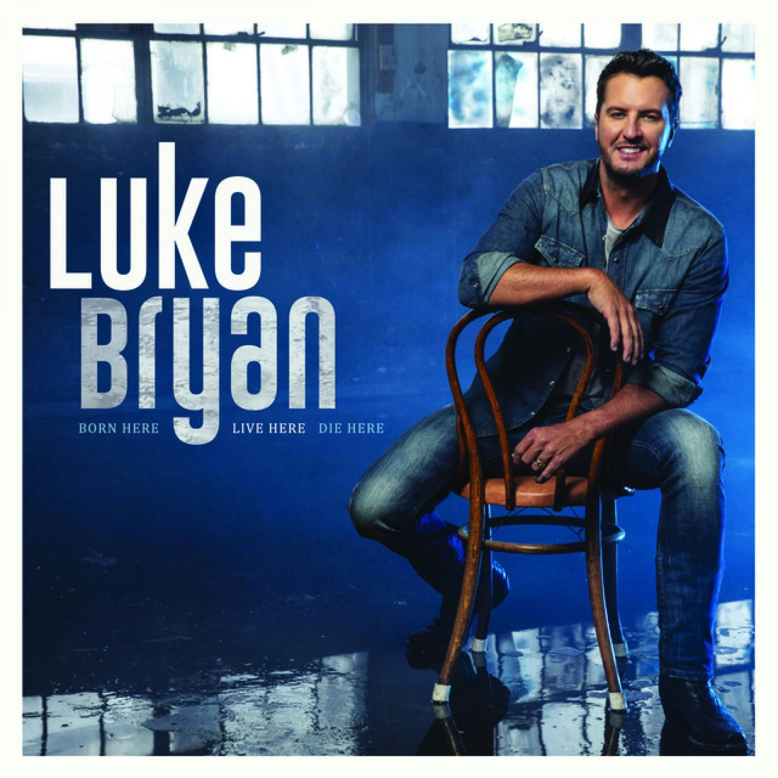 Luke Bryan's Born Here Live Here Die Here Album Out Friday!