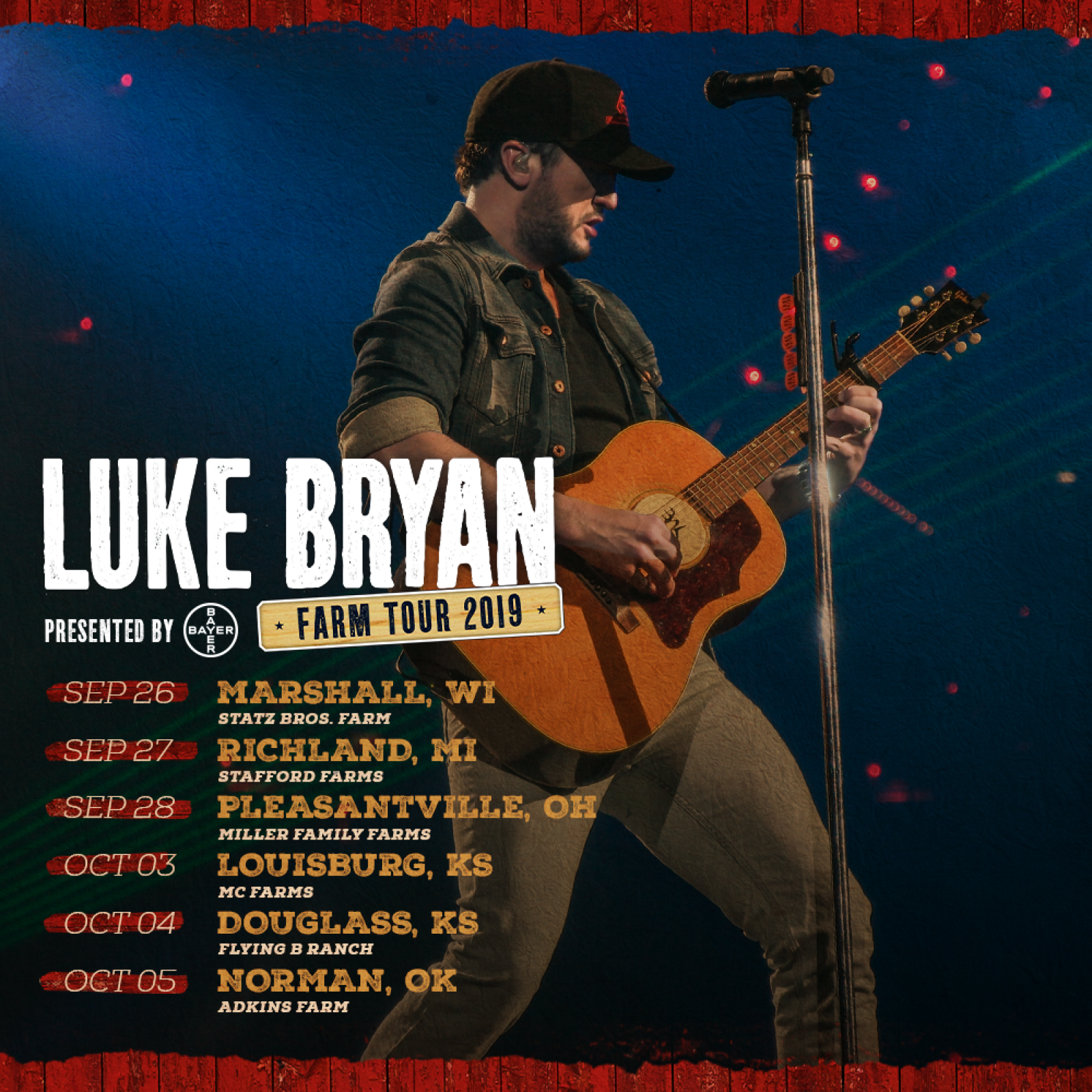 6c6c936766 Official Website, Fan Club and Store | Luke Bryan