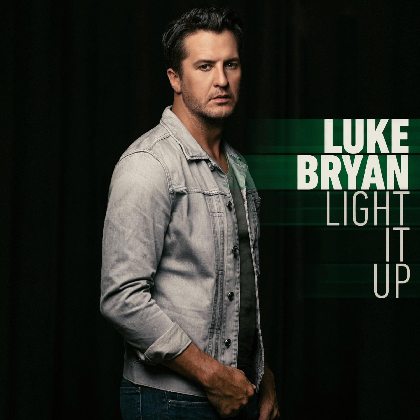News luke bryan luke premieres new single light it up kristyandbryce Image collections