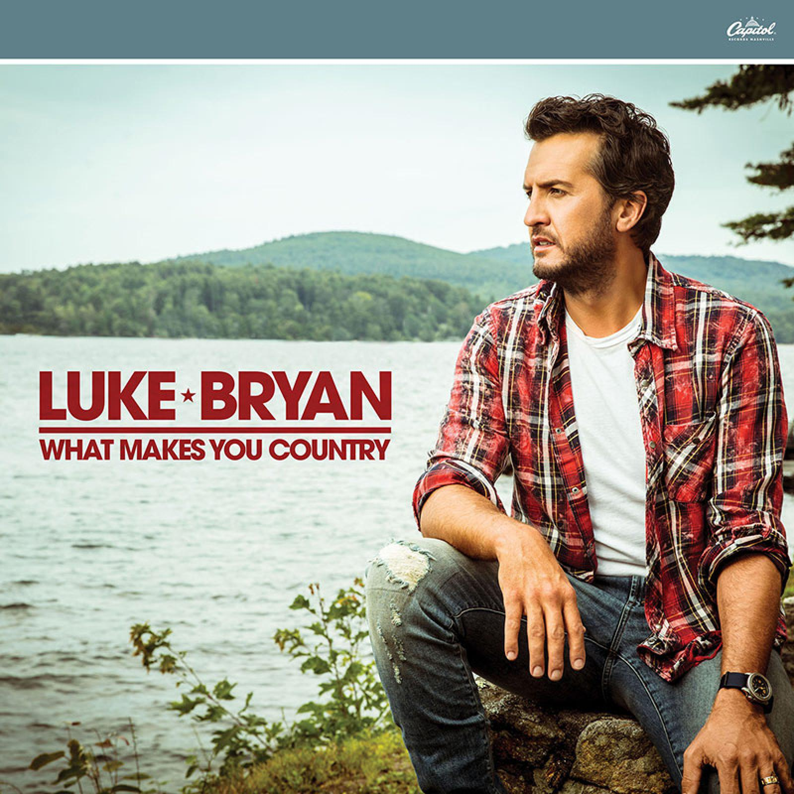 Luke Bryan Launches WHAT MAKES YOU COUNTRY Album with New RIAA Certifications and TV Appearances