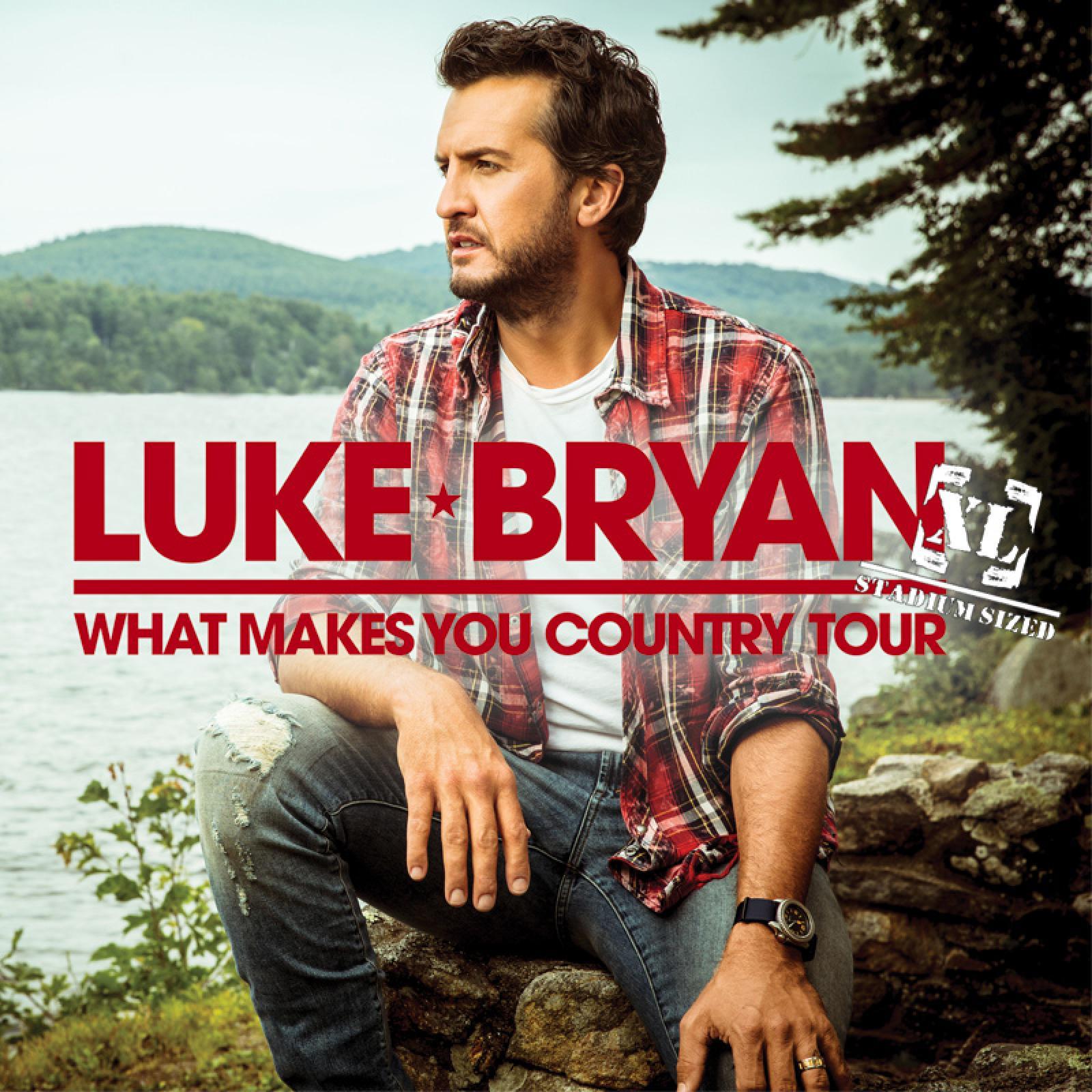 Luke Bryan To Bring