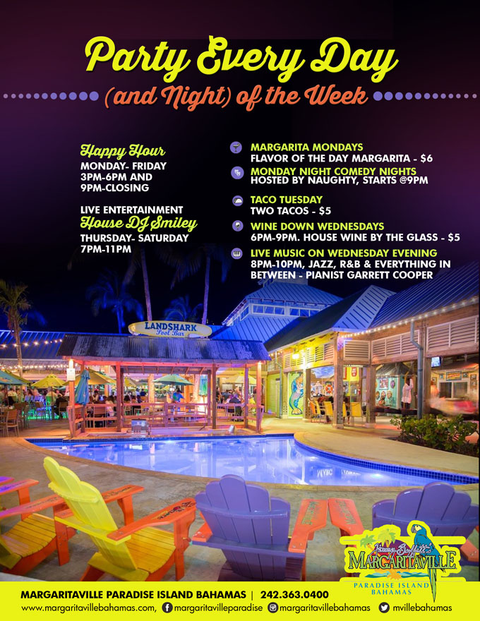 Margaritaville Bahamas