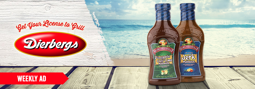 Margaritaville Foods available at Dierbergs