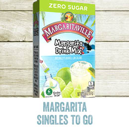 Margarita Singles To Go