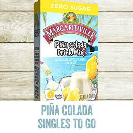 Pina Colada Singles To Go