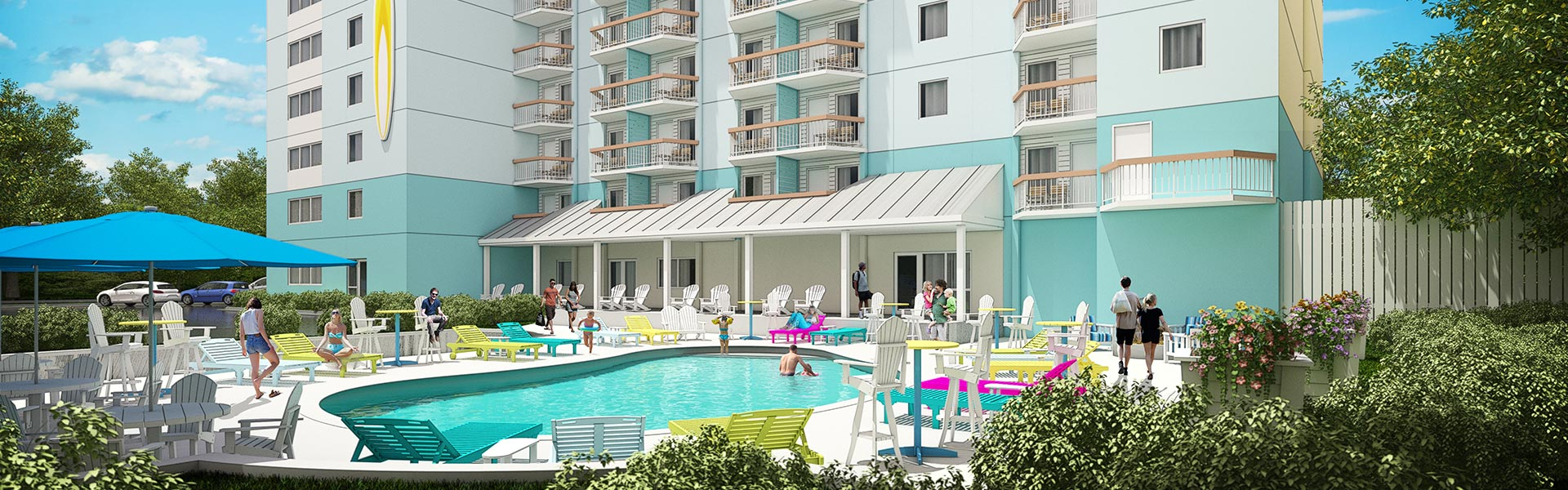 About Margaritaville Island Inn