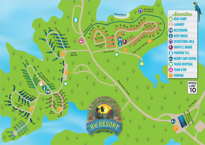 Resort Map