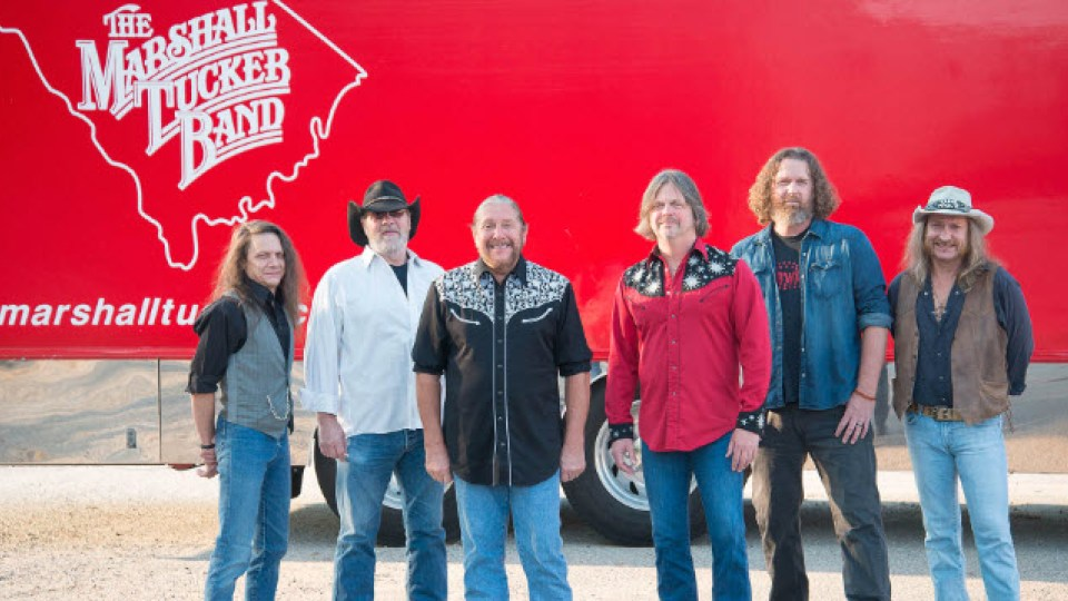 Marshall Tucker Band to perform ahead of Food City 500 on April 5