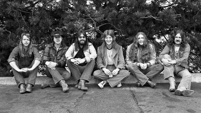 The Marshall Tucker Band: how to spend a million dollars on cocaine, pot and Scotch whisky