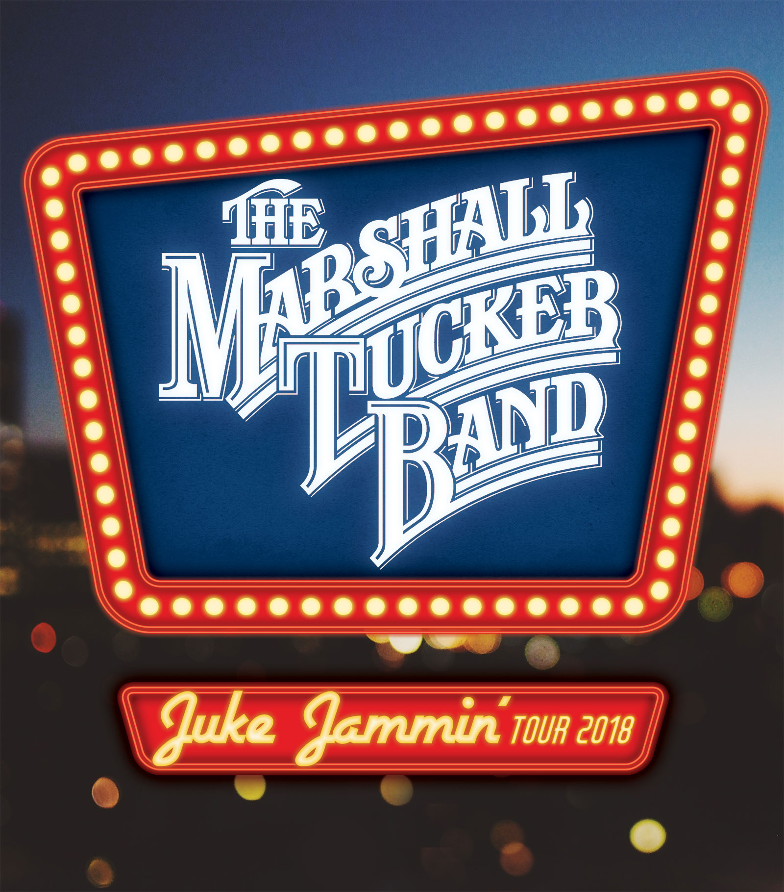 THE MARSHALL TUCKER BAND ANNOUNCES 2018