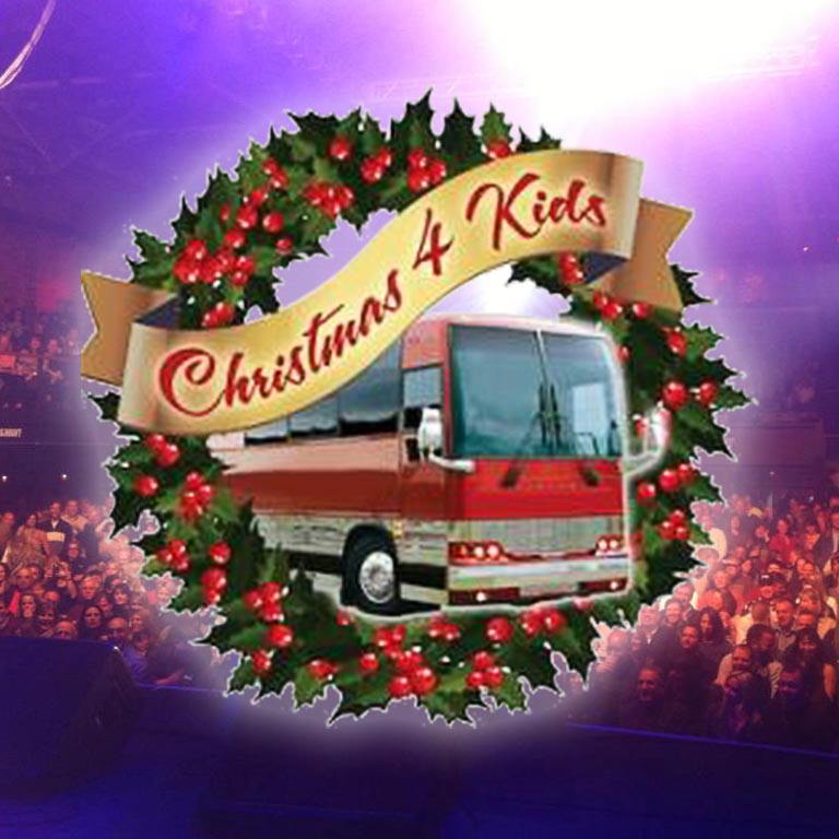 MTB Returns to Nashville's Ryman Auditorium to Headline Christmas 4 Kids Concert