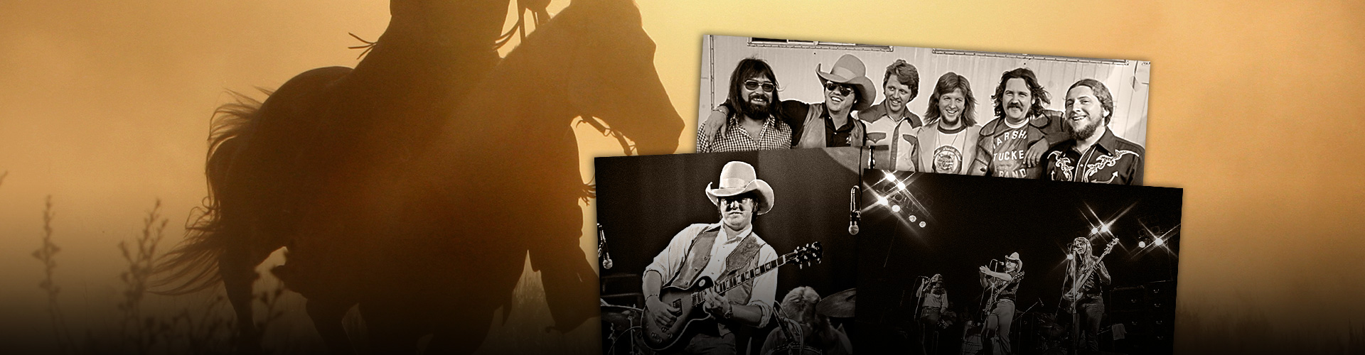 Discography | The Marshall Tucker Band