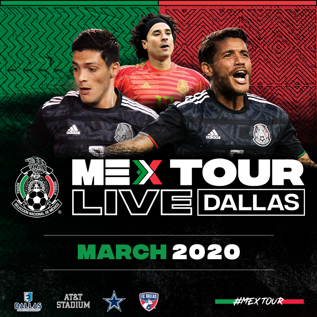 2020 MexTour Fan Fest @ City Hall Plaza