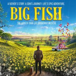 Jimmy to Produce Broadway Show: Big Fish