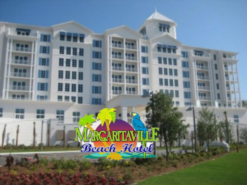Jimmy Buffett Margaritaville Hotel In Pensacola Fl