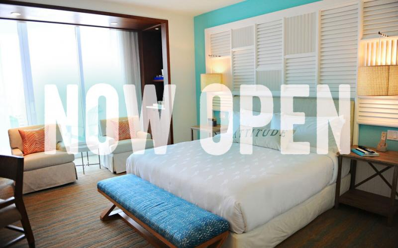 Margaritaville Hollywood Beach Resort is now open!