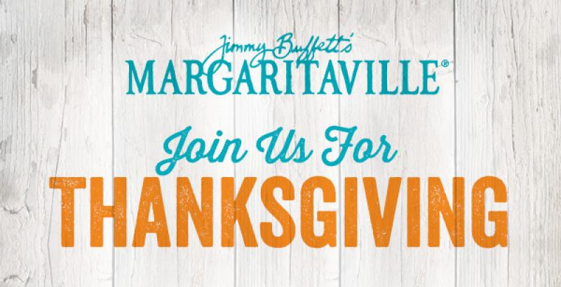 Join us for Thanksgiving!