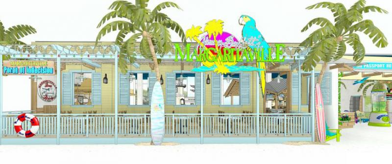 Escape to Paradise in Minnesota: Jimmy Buffett�s Margaritaville to open location at Mall of America�