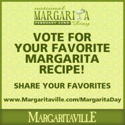 Vote for your favorite margarita!