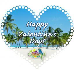 Celebrate Valentine's Day at Margaritaville, LandShark & Jimmy Buffett's!