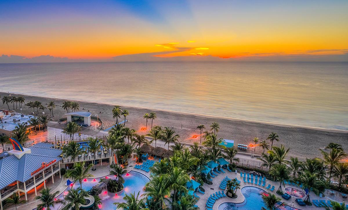 Margaritaville Hollywood Beach Resort Nominated for Award