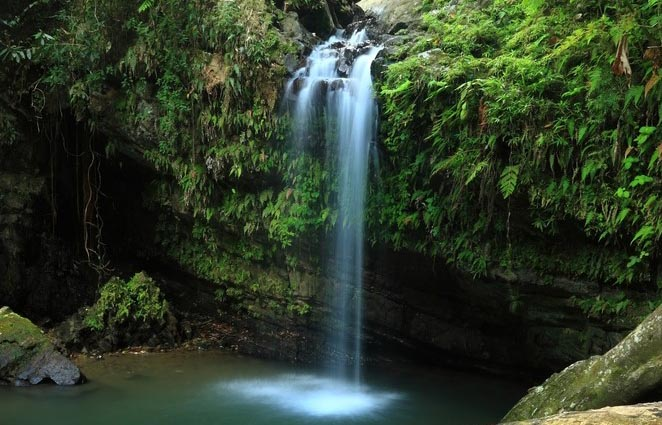 Bucket List: Puerto Rico's Secret Waterfall
