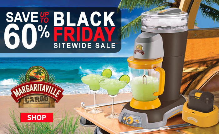 Save up to 60% on Frozen Concoction Makers