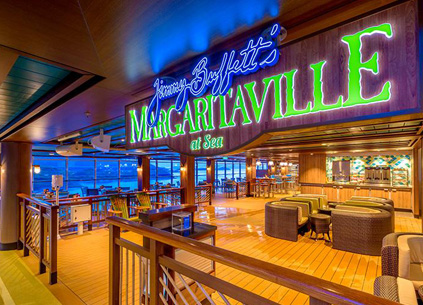 Margaritaville at Sea - Norwegian Breakaway