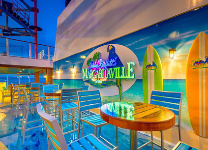 Margaritaville at Sea - Norwegian Getaway
