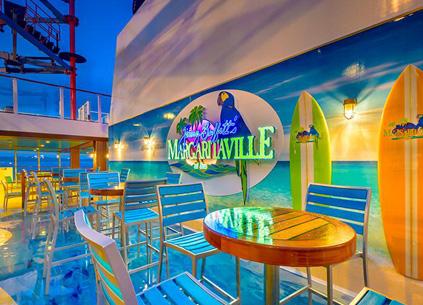 Margaritaville at Sea - Norwegian Getaway