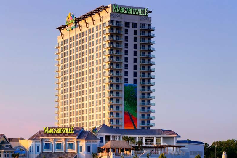 Margaritaville casino bossier city players club