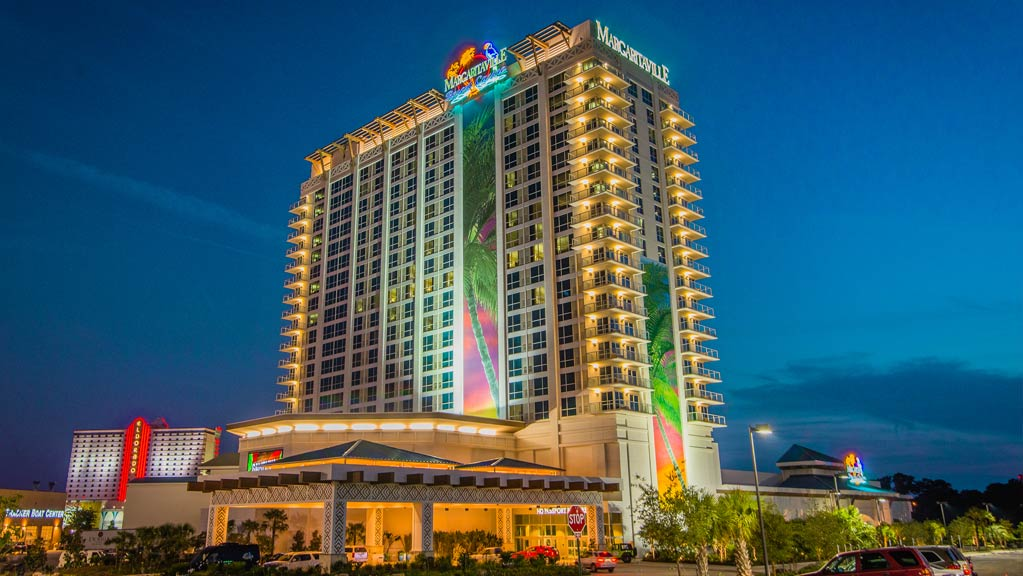 Margaritaville Bossier City Resort/Casino