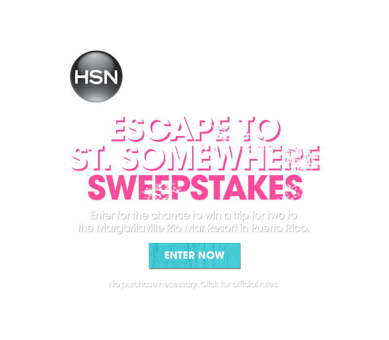 Escape To St. Somewhere Sweepstakes