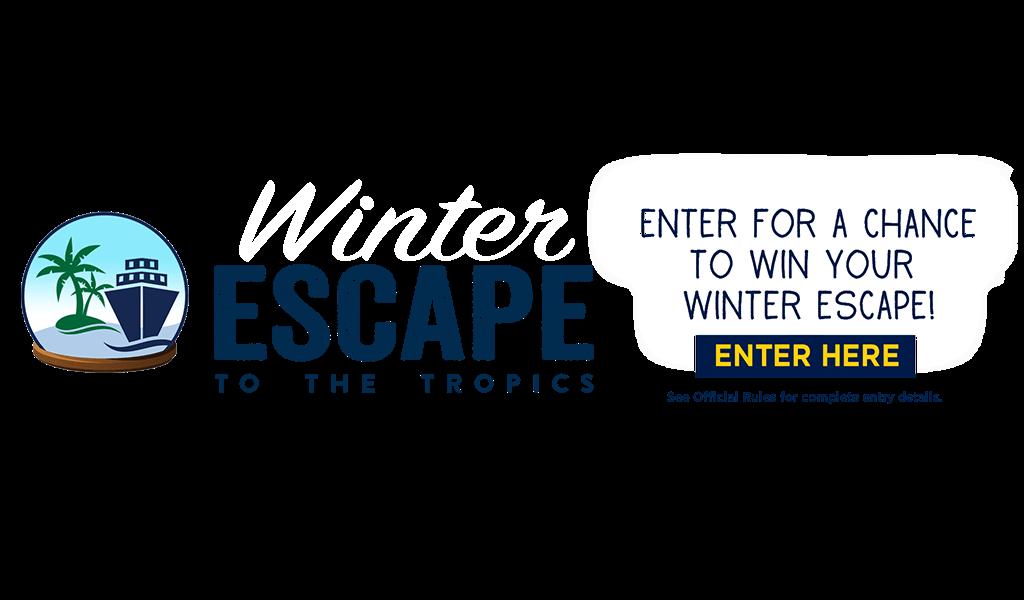 Winterland Escape To The Tropics