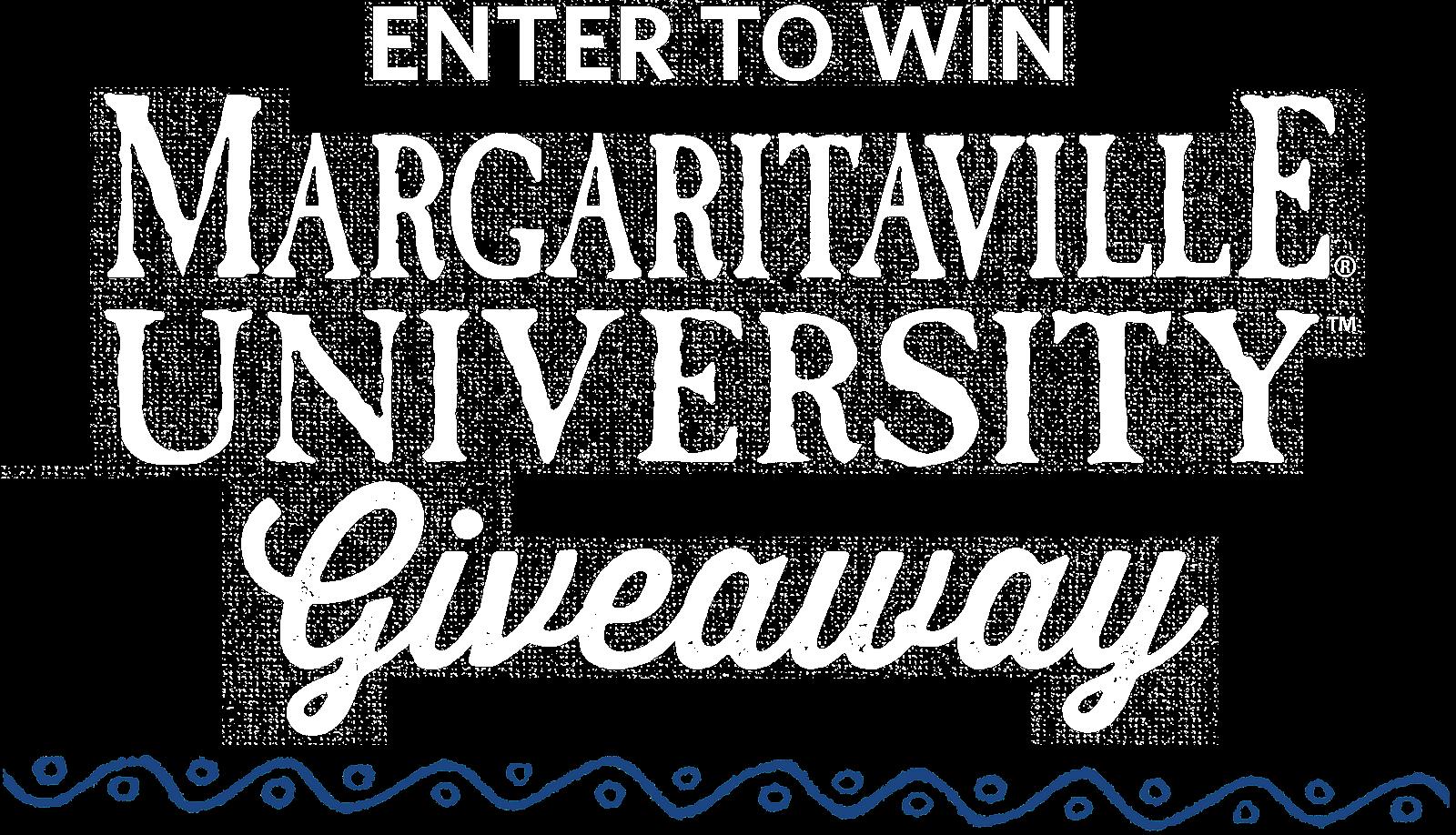 Margaritaville University Giveaway