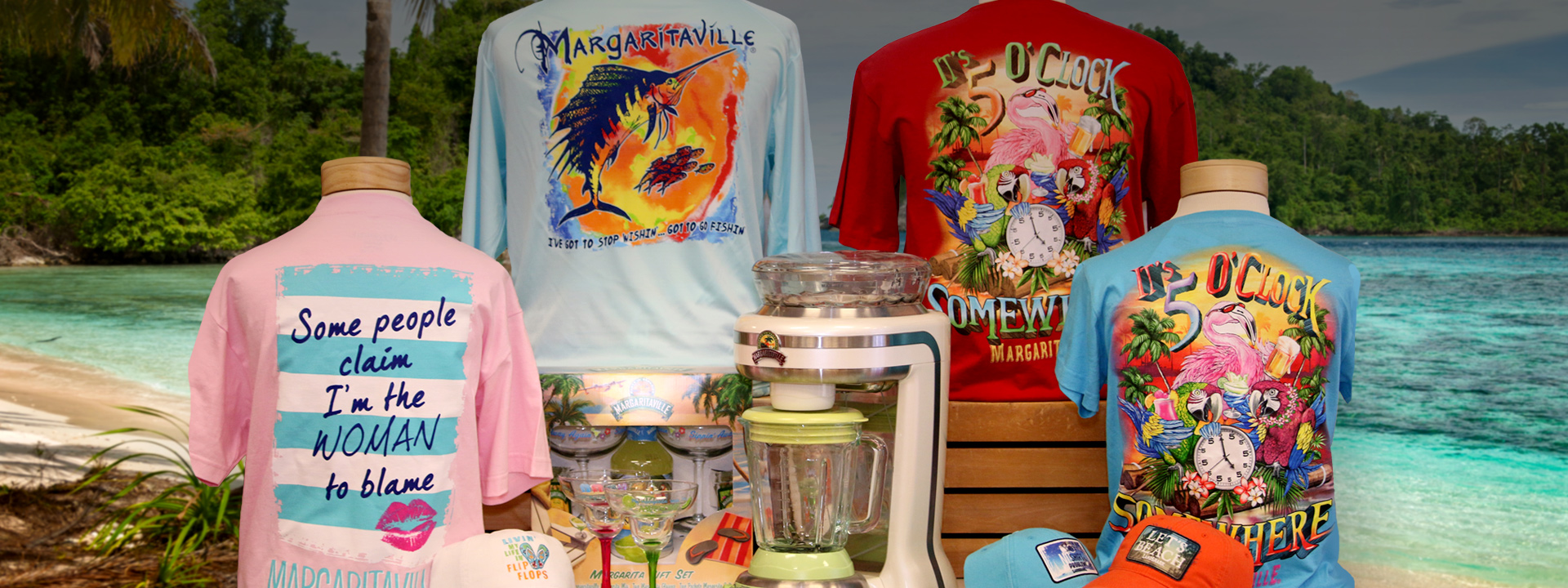 Jimmy Buffett Margaritaville Myrtle Beach Menu