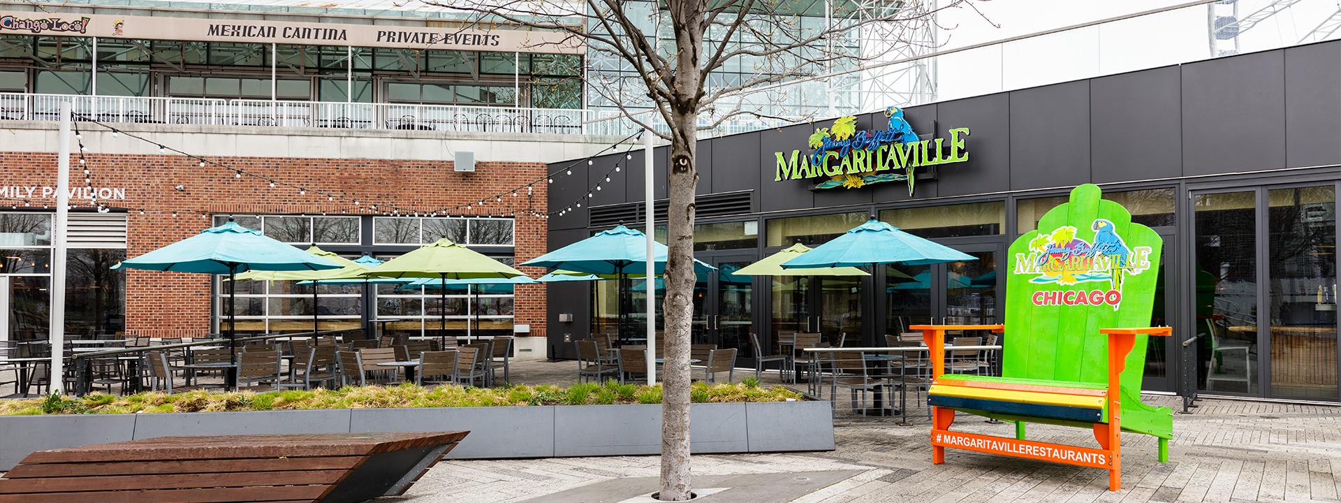 Margaritaville Restaurant Chicago | Chicago, IL | Jimmy