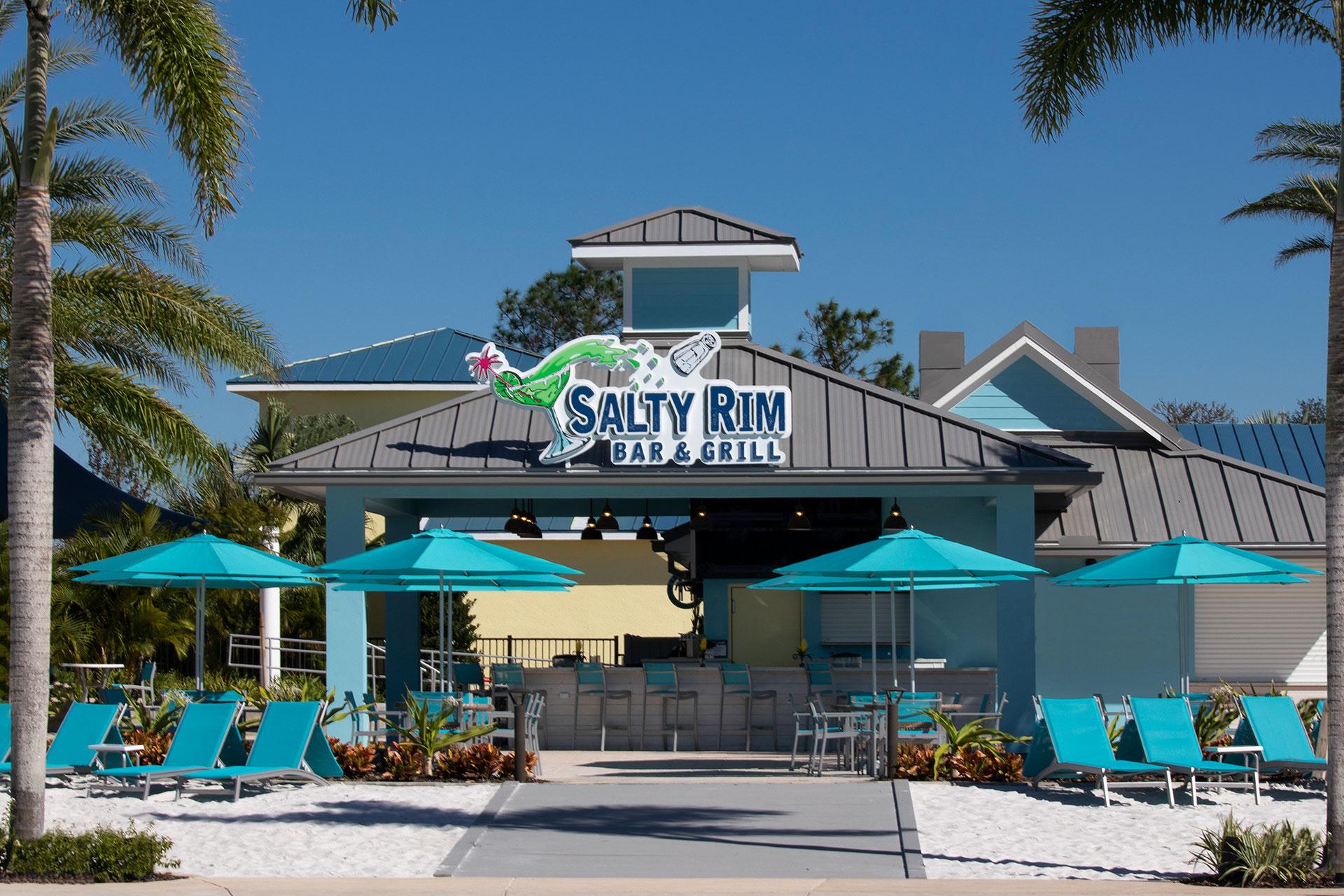 Salty Rim Bar & Grill