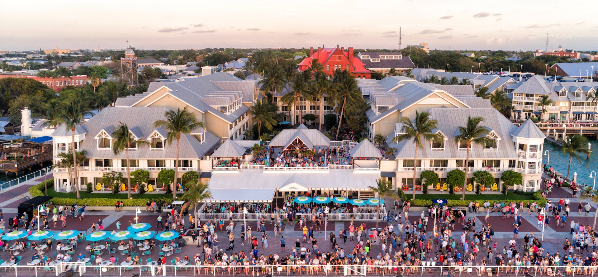 Key West Dining Options at Margaritaville Resort & Marina