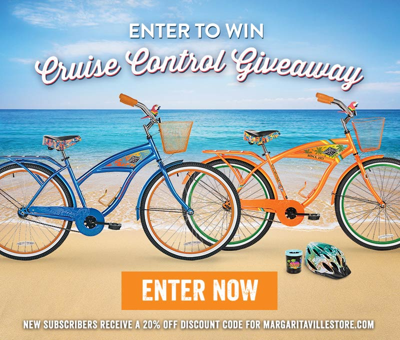 Enter To Win Cruise Control Giveaway - Enter Now