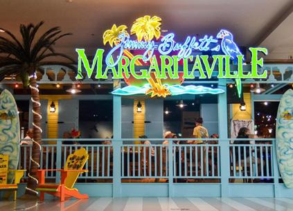 Margaritaville Mall of America