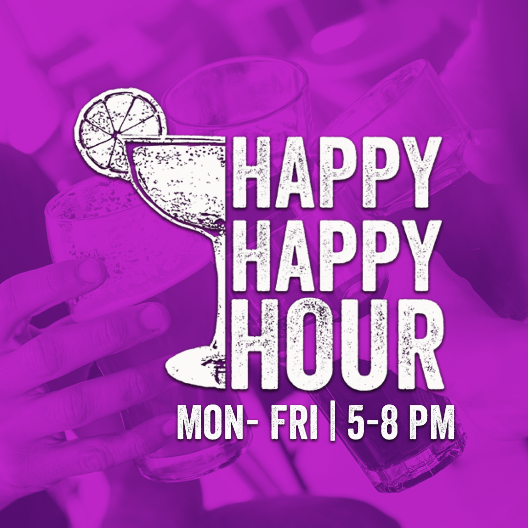 Happy Happy Hour Drink Specials