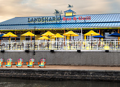 LandShark Bar & Grill Lake of the Ozarks